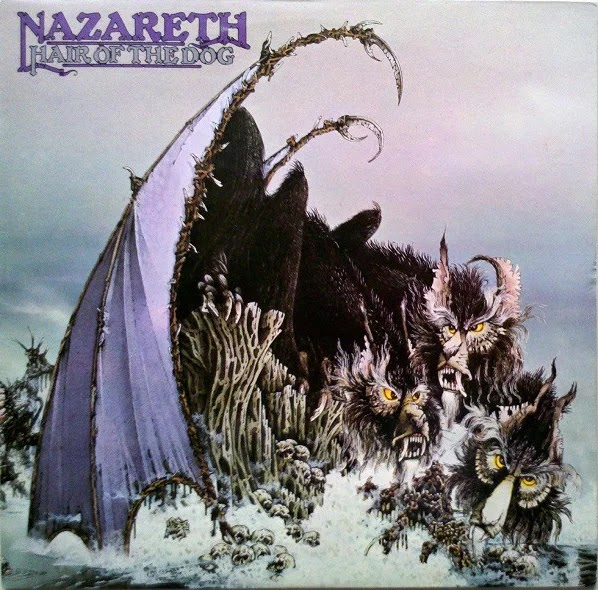 Nazareth - Hair of the Dog (1975, Hard Rock, Heavy Metal)