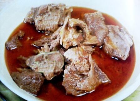 Resep Daging Cincang Padang