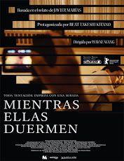 pelicula While the Women Are Sleeping (Mientras ellas duermen) (2016)