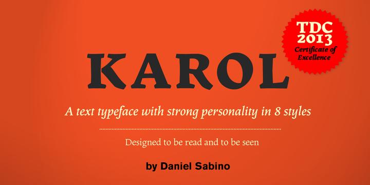 http://www.myfonts.com/fonts/typeotones/karol/