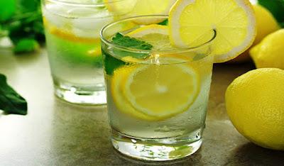 Benefit of lemon water