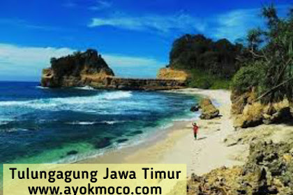 Pantai Keren Yang Ada Di Tulungagung Jawa Timur