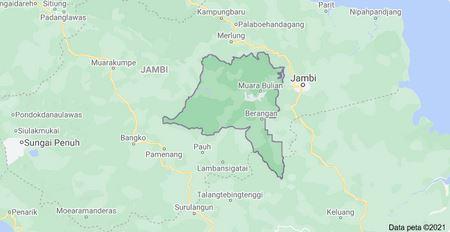 Tempat wisata di indonesia edisi Batanghari