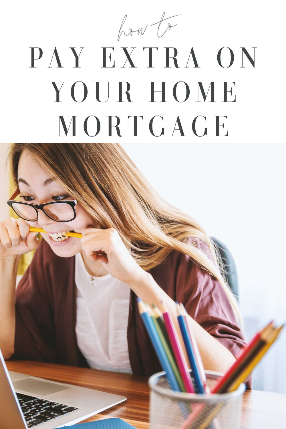 pay extra on mortgage