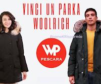 WP Store : vinci gratis un Arctic Parka Woolrich