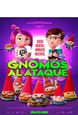 Gnome Alone (2017) BRRip 1080p Latino AC3 5.1 / ingles AC3 5.1
