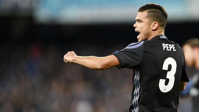 Pepe: Masih Ada Final Liga Champions, soal Masa Depan Nanti Dulu