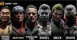 تحميل لعبة  مورتال كومبات Mortal Kombat مهكره با الكامل جديد 2020