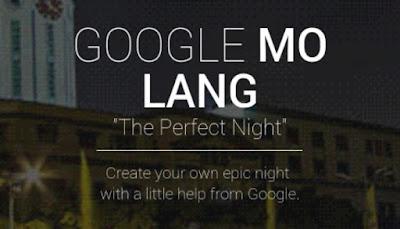 Google Philippines - iGoogle Mo Lang Campaign
