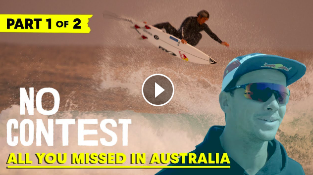 NO CONTEST Australia 2021 The Blue Collar Kings and Queens Of Two Legendary Surf Towns Part 1 2