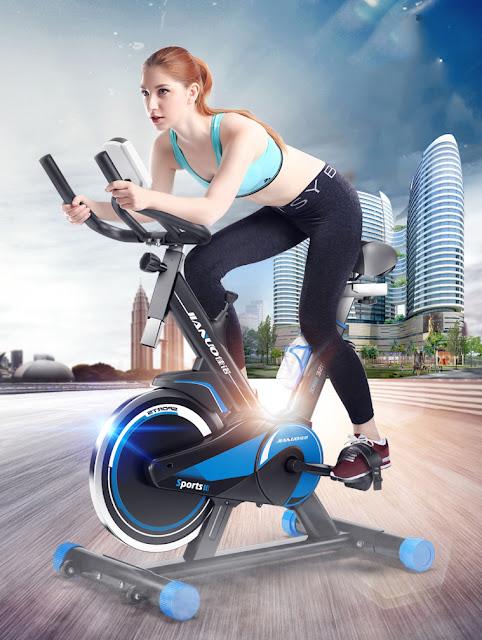 Tác dụng của xe đạp tập thể dục tại nhà