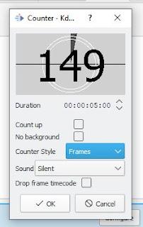 Counter Frames