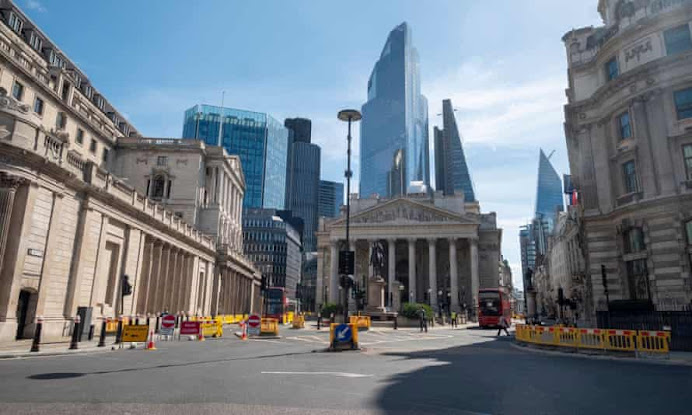 IT WAS ONE OF THE MOST BEAUTIFUL SQUARES IN LONDON-NOW IS..NOTHING