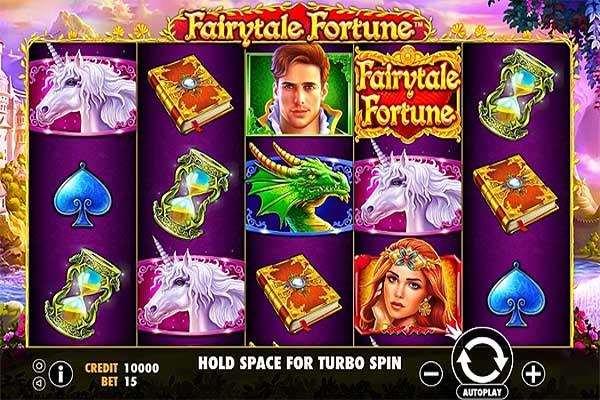 Main Gratis Slot Indonesia - Fairytale Fortune (Pragmatic Play)