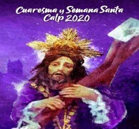 Programa de Semana Santa de Calp 2020