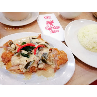 Grilled Butter Chicken di The Chicken Rice Shop, harga makanan di chicken rice shop, chicken rice shop mission, paiti chicken rice shop, the chicken rice shop sauce, the chicken rice shop competitors, chicken rice shop tagline, harga set the chicken rice shop, who own chicken rice shop in malaysia