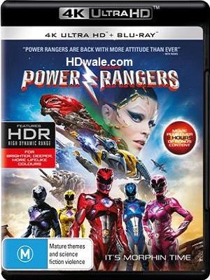Power Rangers Movie Download (2017) 1080p BluRay