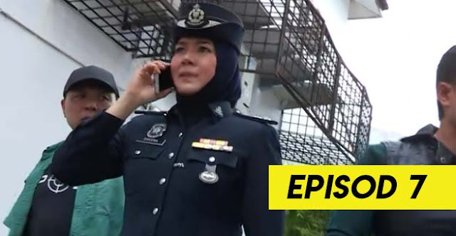 Drama Gerak Khas The Finale Episod 7 FULL