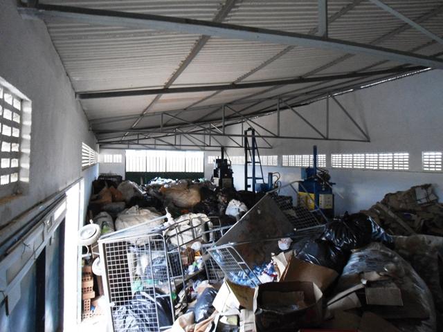 19 mil toneladas de materiais recicláveis são coletados durante o São João 2017