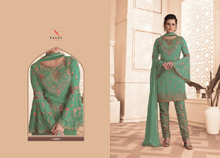 Kaara Dulhan vol 14 Wedding Pakistani Suits Wholesaler