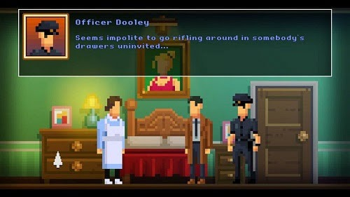 Darkside Detective Screenshot 3