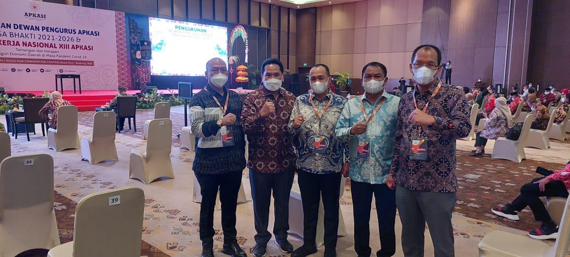 Mendagri Kukuhkan Darma Wijaya Sebagai Koordinator APKASI Wilayah Sumut
