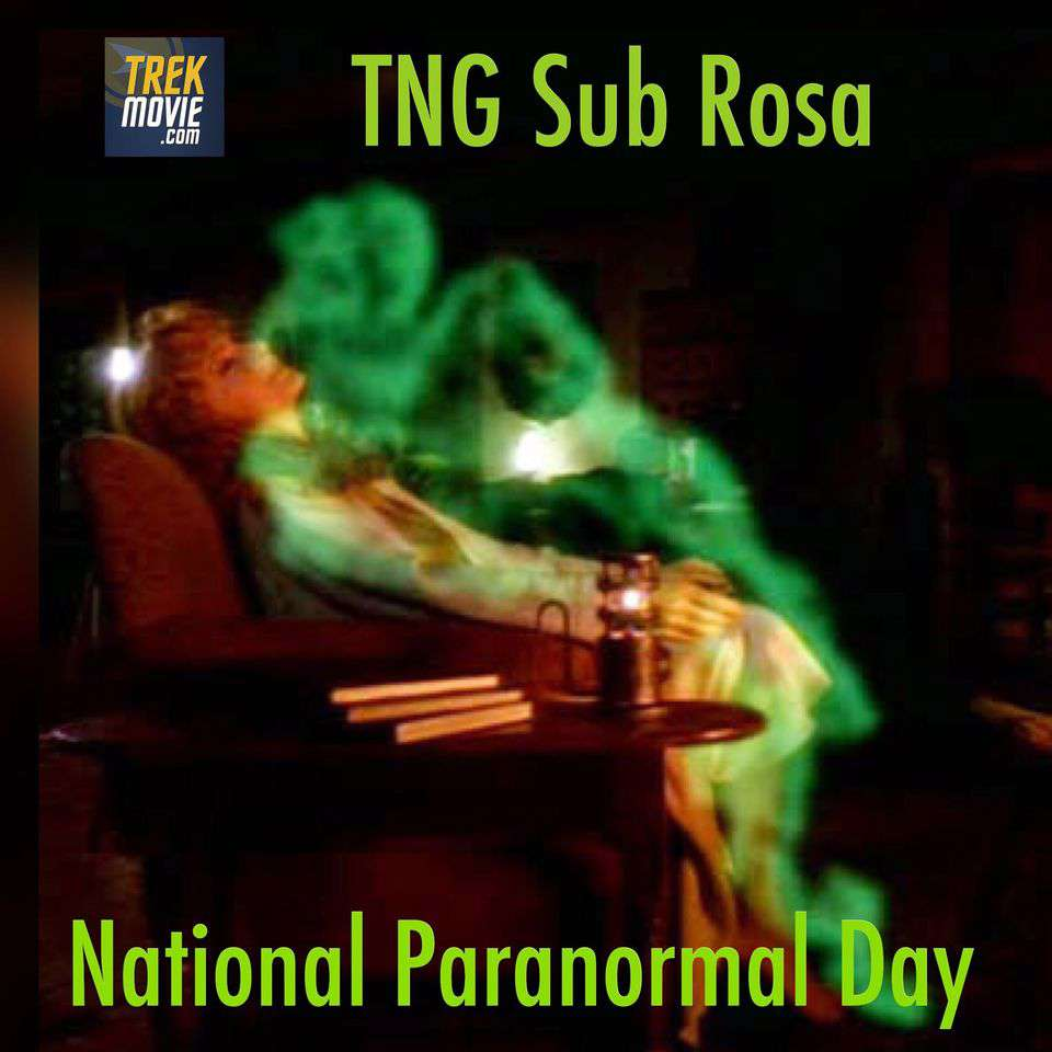 National Paranormal Day Wishes Awesome Images, Pictures, Photos, Wallpapers
