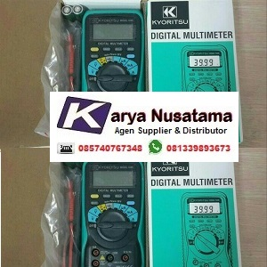 Jual Digital Meter Kyoritsu 1009 Digital Multimeter di Palembang
