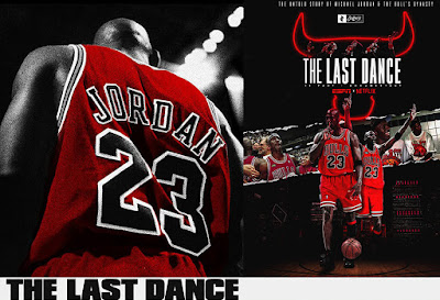 The Last Dance : น้ำตาหลังเกมของไมเคิล จอร์แดน