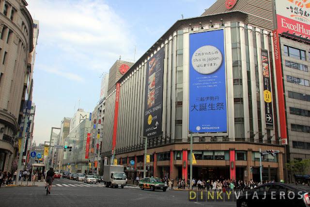 Calles de Ginza