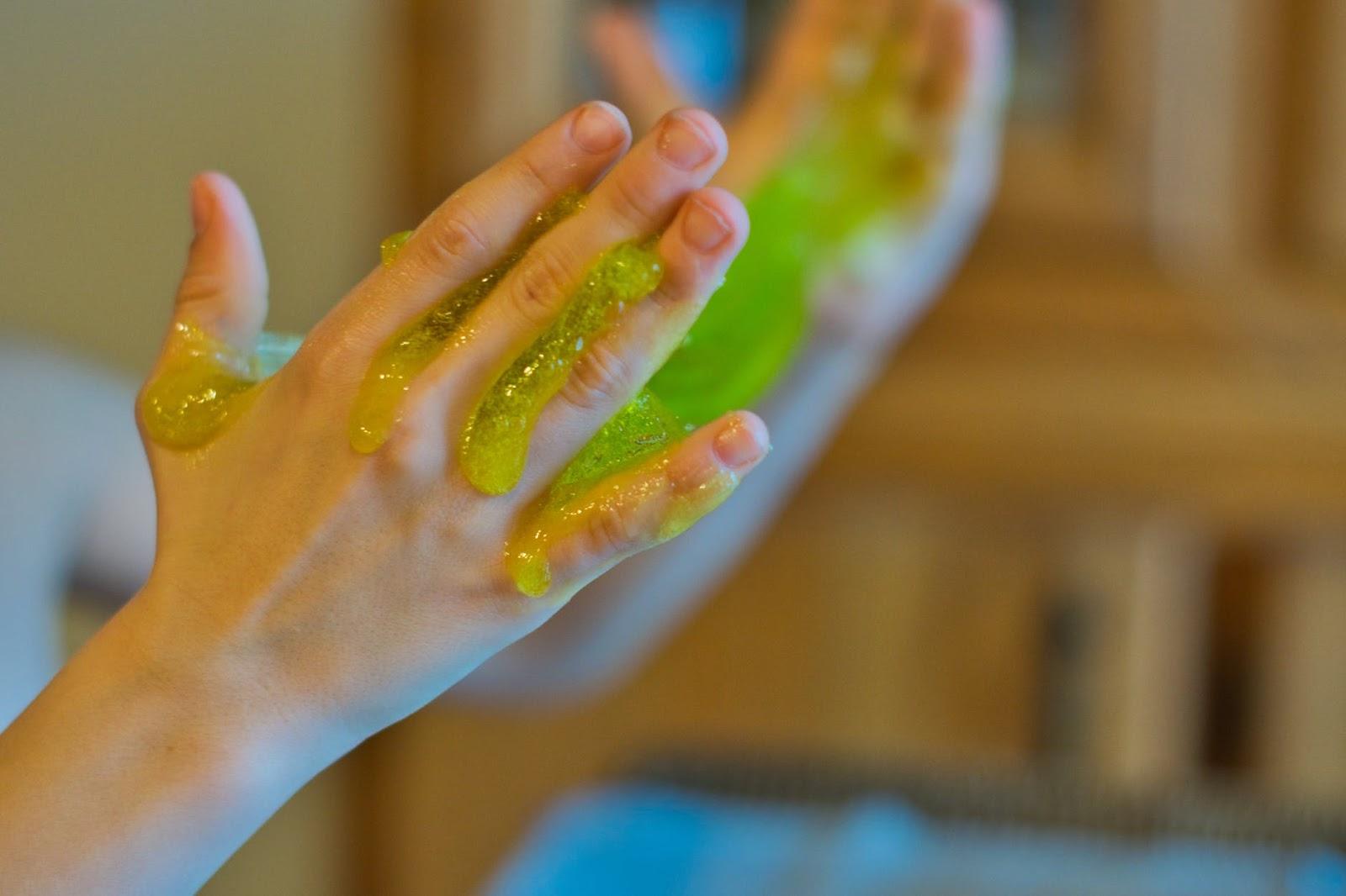Begini Cara Membuat Slime dengan Mudah 1
