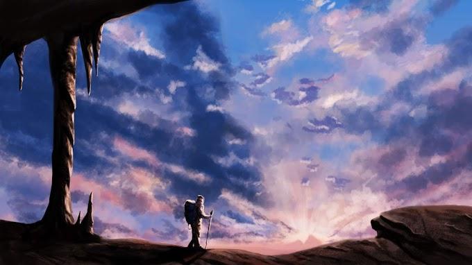Explorador, Novo Mundo, Caverna, Sol, Arte