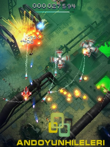 Sky Force Reloaded Mega Hileli APK v1.95