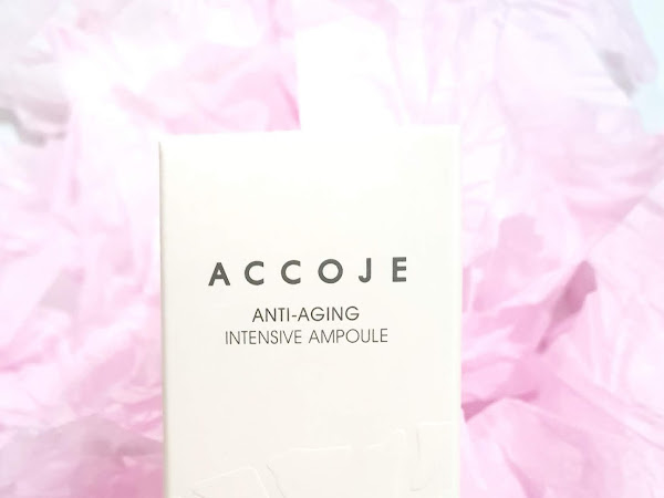 [Review] Accoje Anti Aging Intensive Ampoule