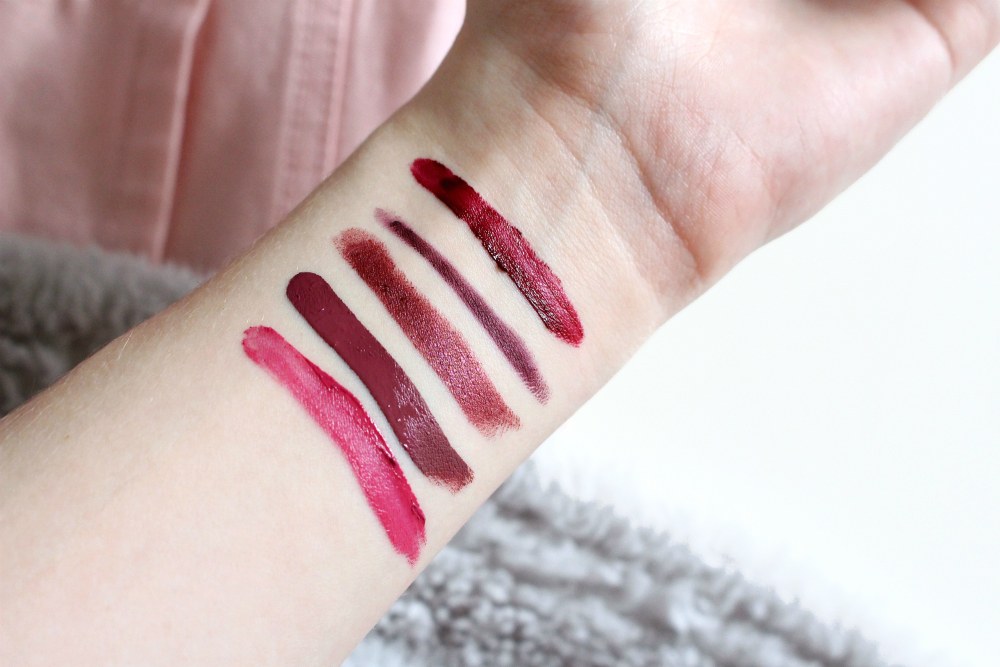 Finding the Perfect Berry Lipstick