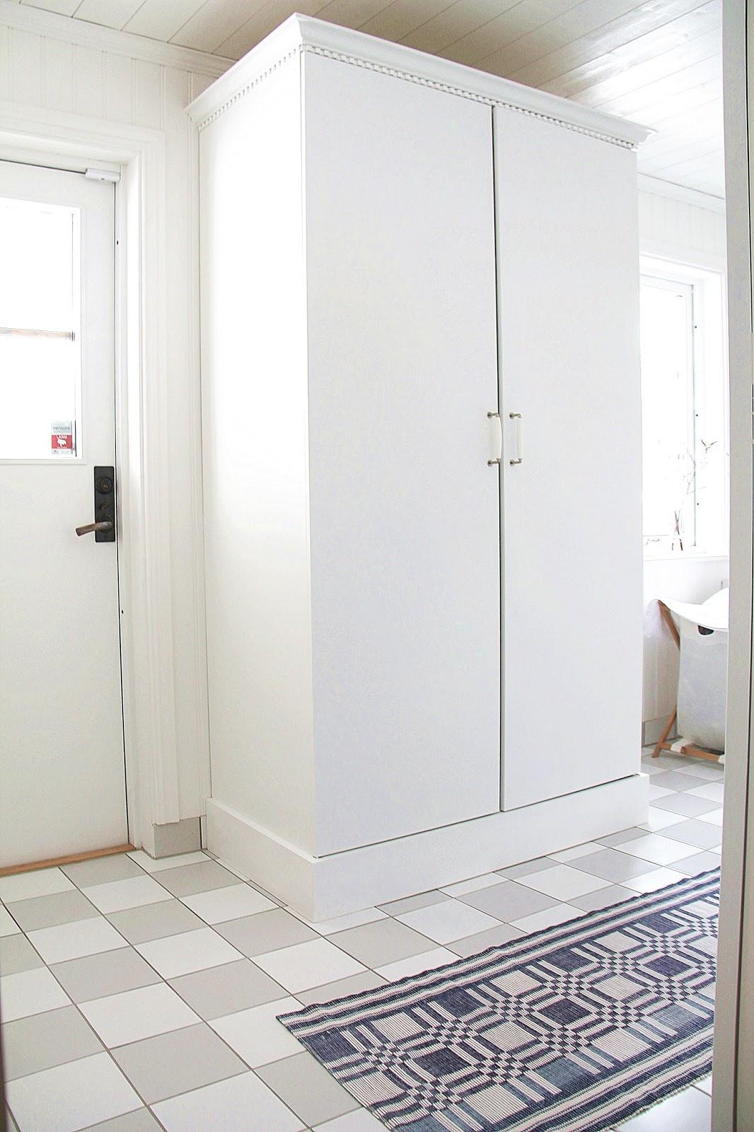 A house with a view: lantlig tvÄttstuga med klassisk touch ...
