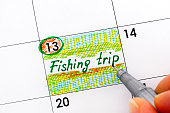 Fly Fishing Calendar – Times and Places to Fish