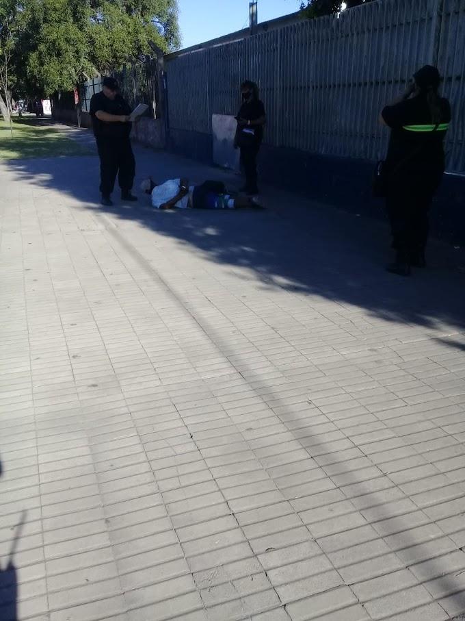 """La Policia sorprendió a un ladrón en la Escuela """"José Pedroni"""""""