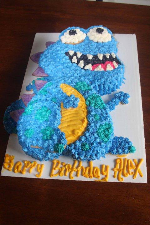 Annibell S Cakes Happy Birthday Alex And Mackenzie