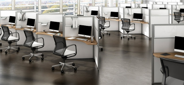 4 Ciri Perusahaan Partisi Kantor Profesional