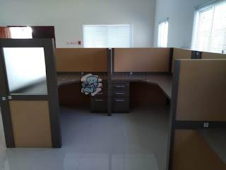 Partisi Dan Meja Kantor Cubicle Workstation (furniture semarang)