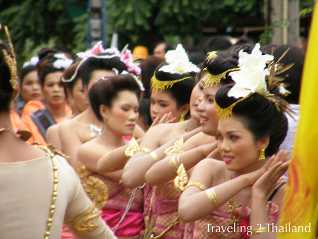 Faces of Asia by Traveling 2 Thailand