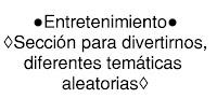 https://acariciandolibros.blogspot.cl/search/label/Entretenimiento