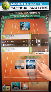 TOP SEED – Tennis Manager Mod