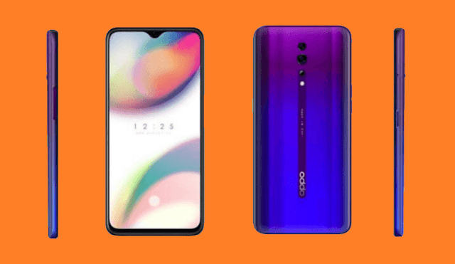 OPPO Reno Z with Snapdragon 710 SoC and 48MP cam now official