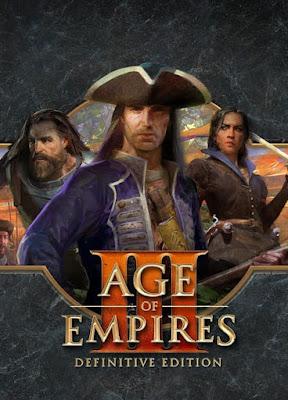 Capa do Age of Empires 3: Definitive Edition