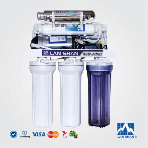 LSRO 101 BW UV + RO 6 STAGES LAN SHAN WATER PURIFIER .Origin Taiwan. Lan Shan Water Purifier Bangladesh - Firstsheba