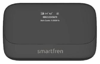 Modem smartfren super MIFI S1 Paket 120GB 1 Bulan