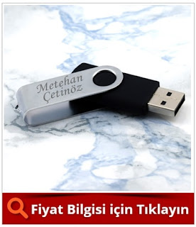 İsme Özel USB Bellek