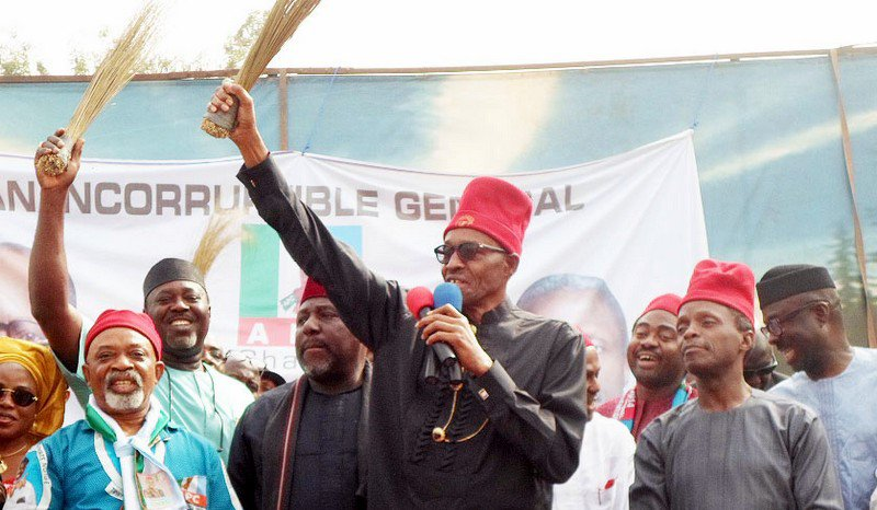 Buhari for Presidency 2019